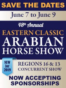 Eastern Classic Arabian Horse  Show @ ShowPlex Erie County Fair Grounds
