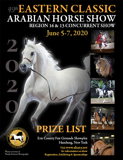 Eastern Classic Prize List Cover
